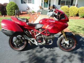 2005 Ducati Multistrada 1000 Ds S Model photo