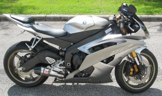 2008 Yamaha Yzf - R6 600, ,  Full Exhaust,  Extras photo