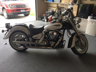 2005 Yamaha Road Star 1670cc photo