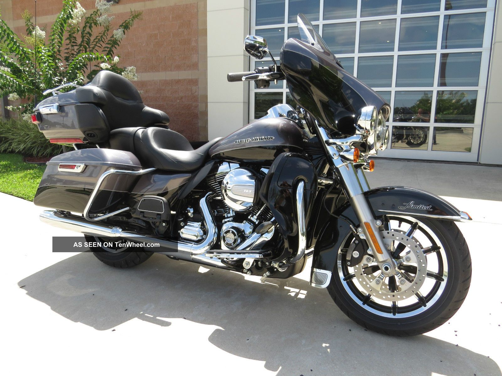 2014 harley davidson flhtk ultra limited w abs cruise security. Black Bedroom Furniture Sets. Home Design Ideas