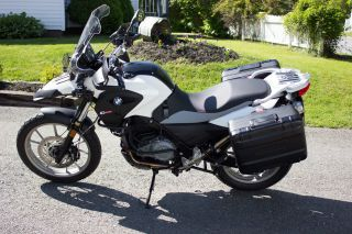 Bmw G650gs 2012 photo