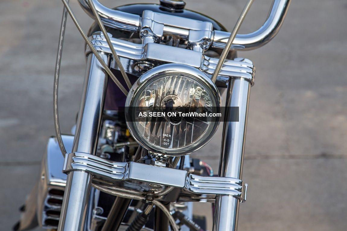 2001 Jesse James West Coast Chopper Frame 2010 127