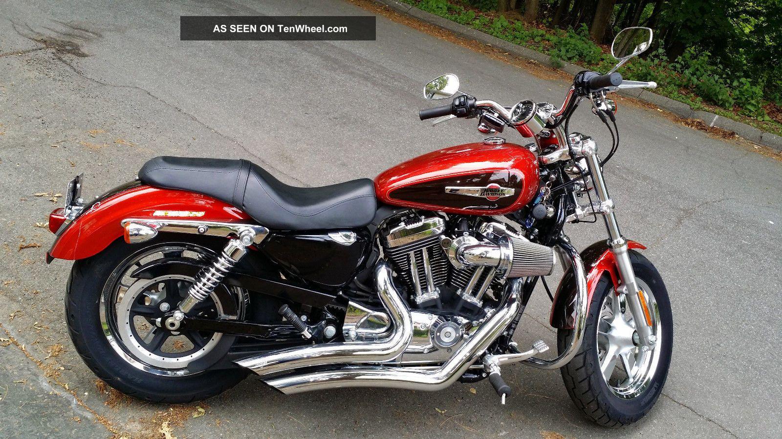 2013 Harley Davidson 1200 Sportster Custom