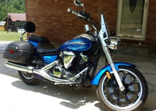 2012 Yamaha 950 V Star photo