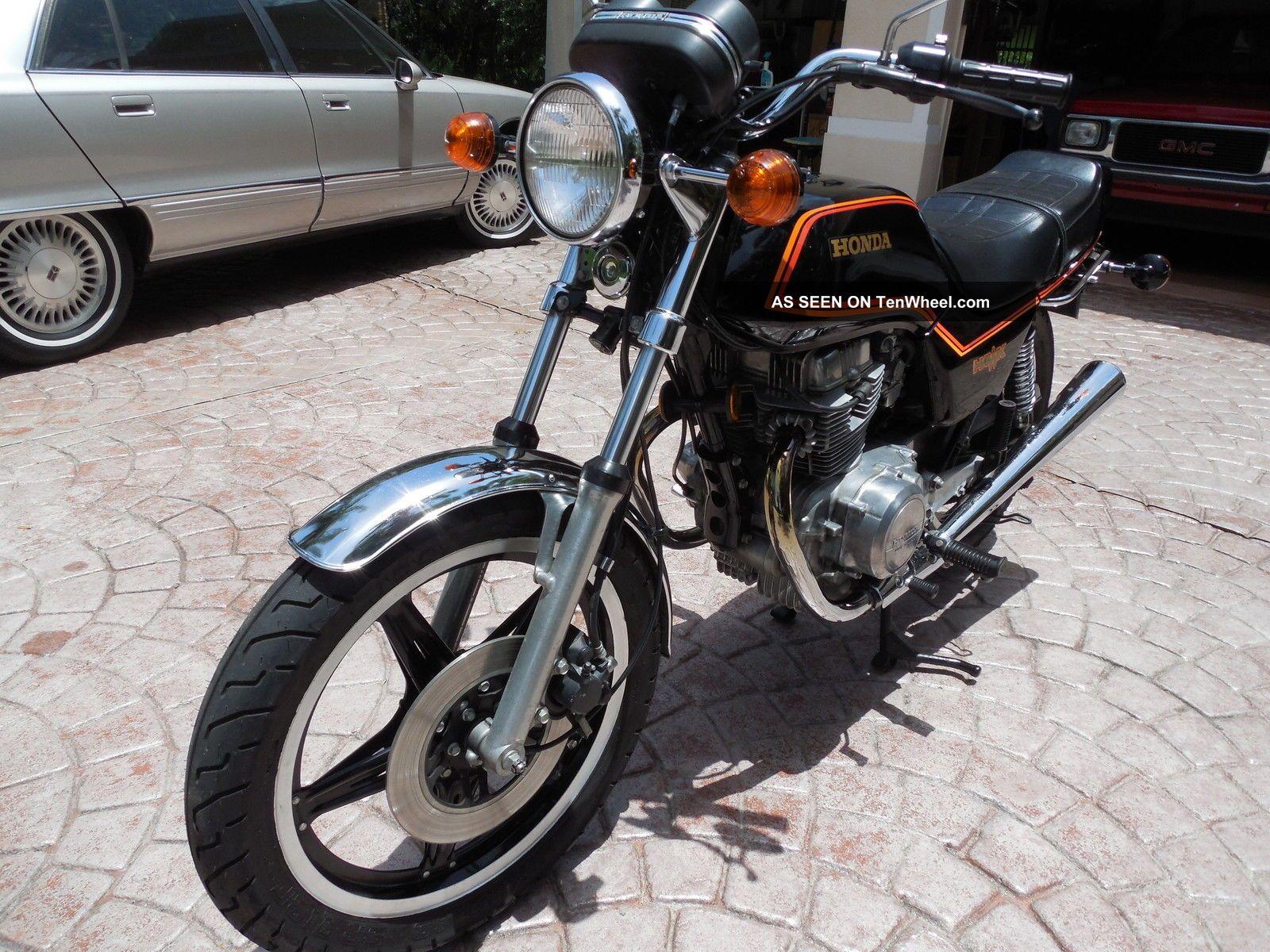 Honda - CB 400 N - 1980 - Catawiki