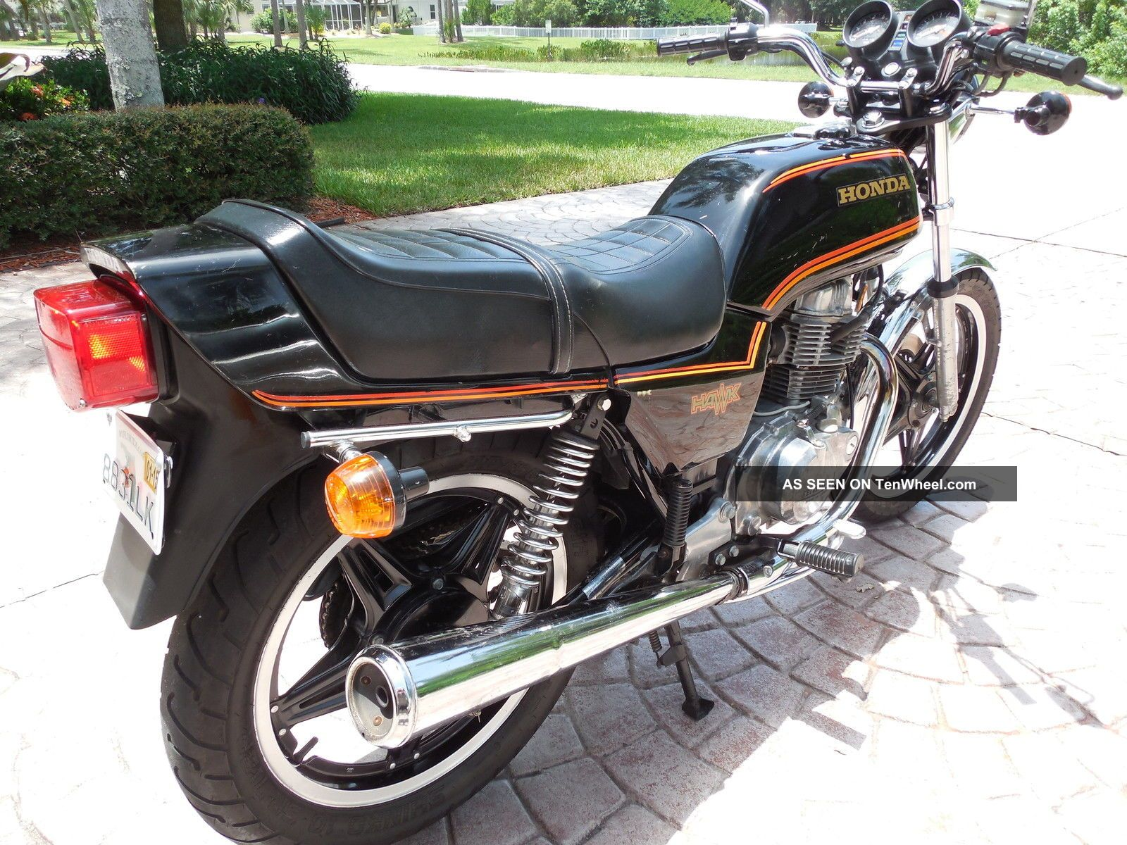 Moto Honda CB 400 - 1980 - R$ 7500.0