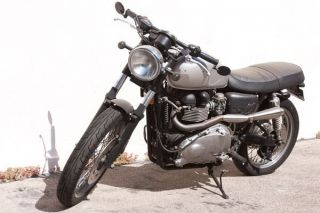 2007 Triumph Bonneville 865 photo