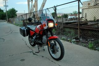 1992 Bmw R100gs photo