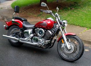 2006 Yamaha V Star 1100 photo