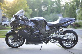 2008 Kawasaki Ninja Zx14 photo