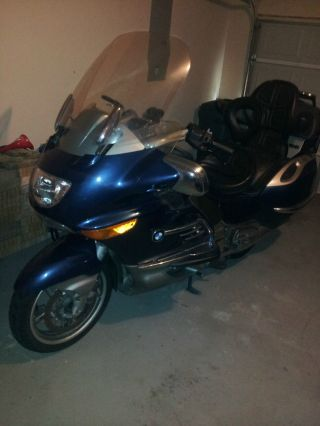Bmw K1200lt 2007 - [best Deal In Town] The Blue Dragon photo