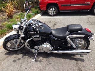 2011 Triumph Thunderbird 1600 Abs photo