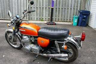 1972 Honda Cb750 K2 All photo