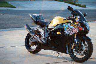 2005 Suzuki Gsx - R 600 - 05 Gsxr 600cc,  Street Bike,  Track Bike,  Race Bike Gixxer photo