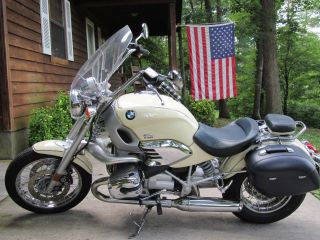 1998 Bmw R1200c Bike,  A Real Head Turner photo