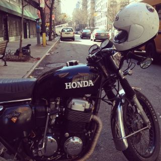 1976 Honda Cb750 Cafe Racer photo