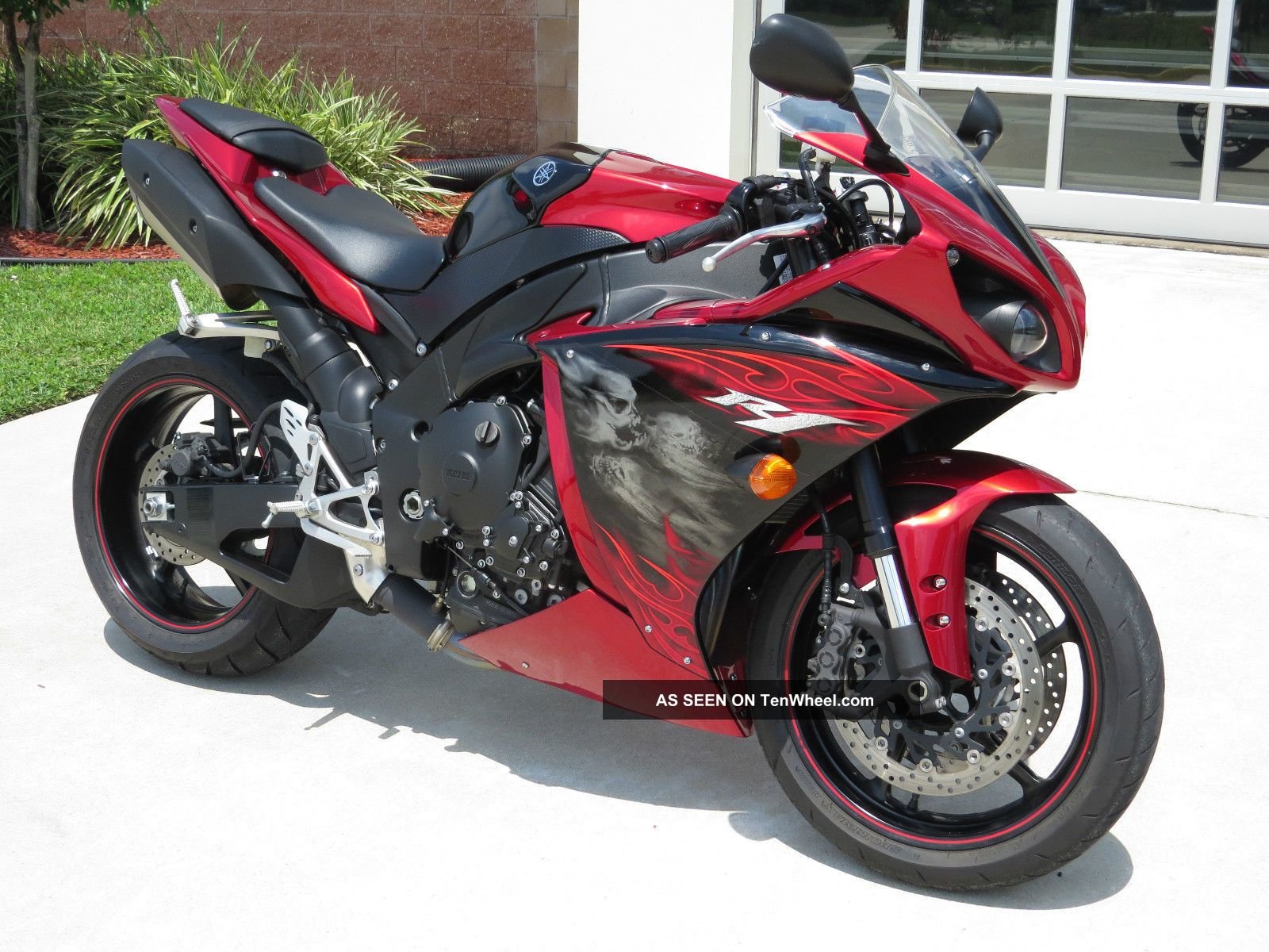 Yamaha R Red Raven For Sale