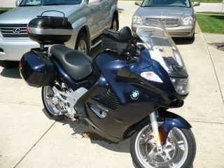2003 Bmw K1200 Gt Motorcycle photo