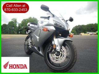 2006 Honda Cbr 600rr Sport Bike Motorcycle Crotch Rocket Pu photo