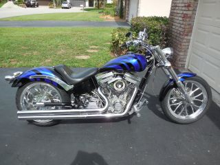 2002 Big Dog Bull Dog 250 Rear Tire,  107 S&s,  6 Spd,  Breathtaking photo