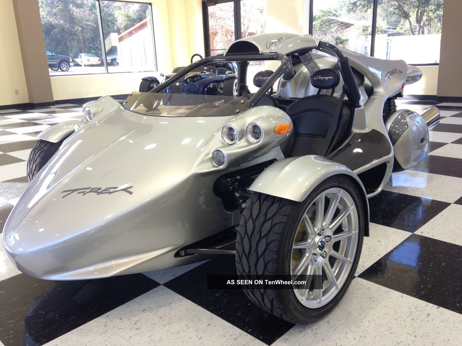 2014 Campagna 16s Silver, ,  Bmw Engine,  V13r Trex Spyder Aero3s Other Makes photo