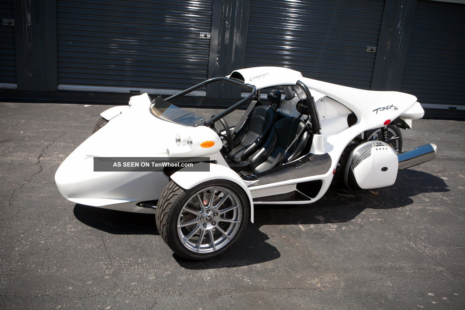 2014 Campagna 16s White, ,  Bmw Engine,  V13r Trex Spyder Aero3s Other Makes photo