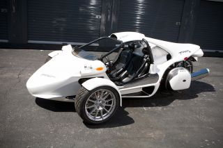 2014 Campagna 16s White, ,  Bmw Engine,  V13r Trex Spyder Aero3s photo