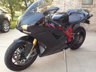2008 Ducati 1098s With Full Carbon Fiber Body photo