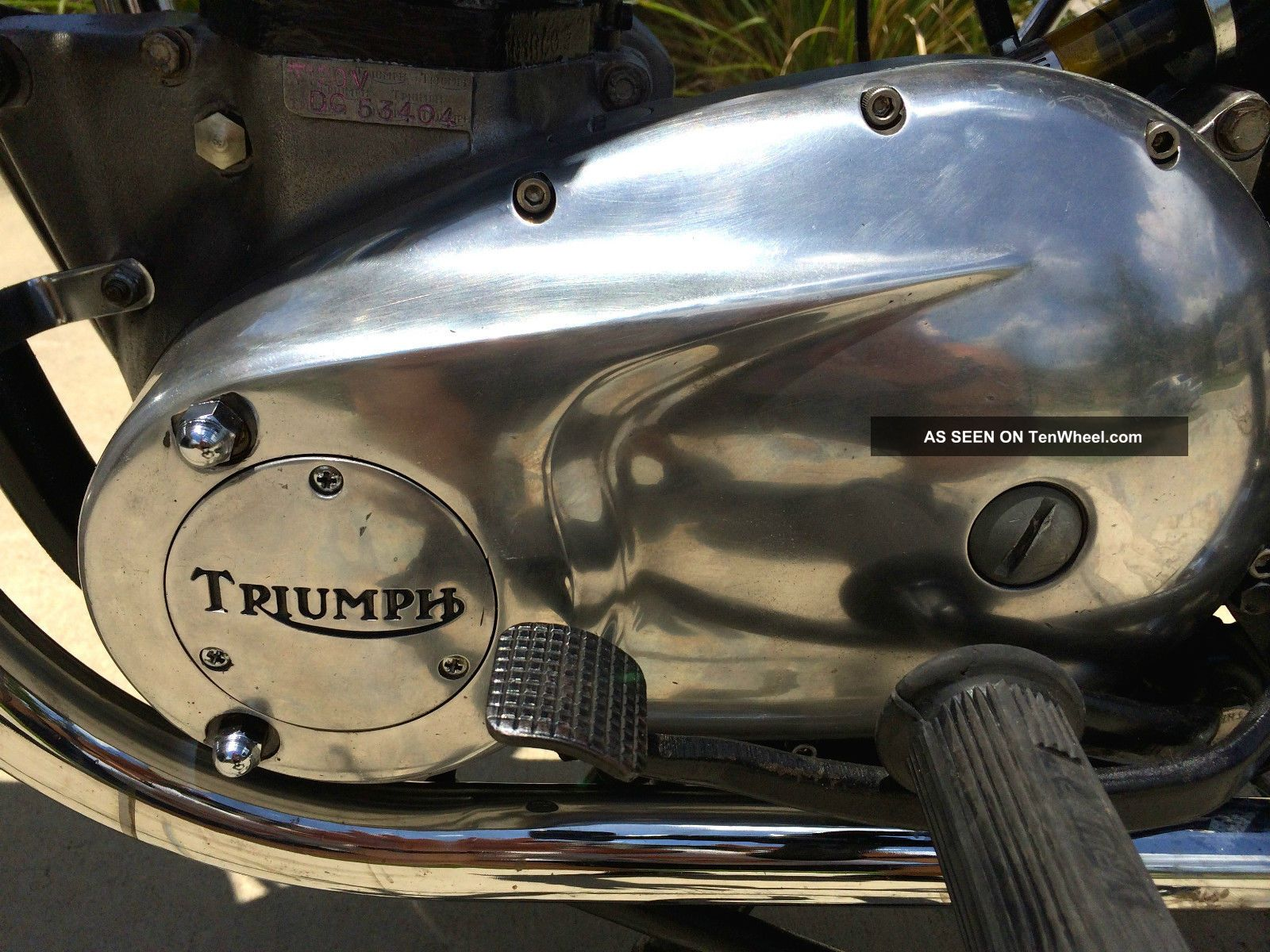 1972 triumph motorcycle modelson - photo #43
