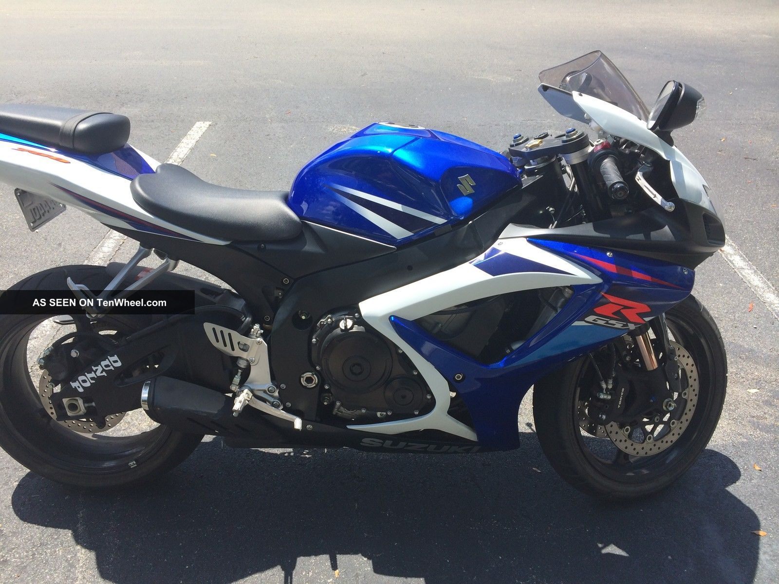 2007 suzuki gsxr 750 - photo #5