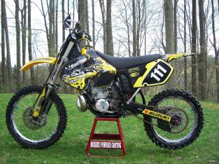 1999 Rm 250 Big Bore,  Very Trick And photo