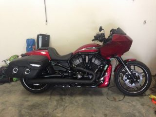2013 Harley Davidson Vrscdx Nightrod Touring Bike photo
