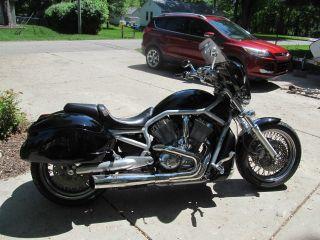 2002 Harley Davidson Vrsc V - Rod Vrod V Rod Hd photo