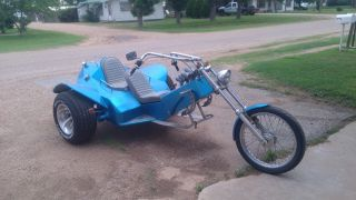 2004 Vw Baby Blue Three Wheele Trike photo