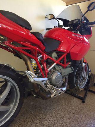 2003 Ducati Multistrada 1000s photo