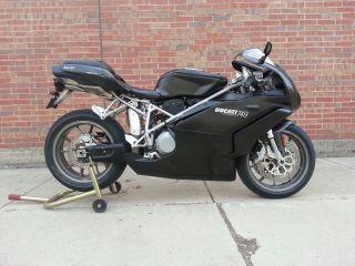 2006 Ducati 749 photo