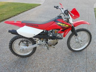 2003 Honda Xr100 photo