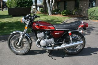 1975 Kawasaki S3 - Condition photo
