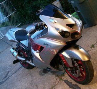 2007 Kawasaki Zx14 Ninja photo