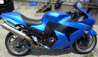 2007 Kawasaski Zx14 Ninja photo