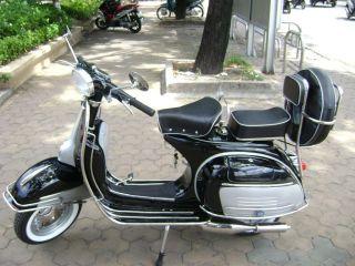 1968 Vintage Vespa Vlb Sprint 150