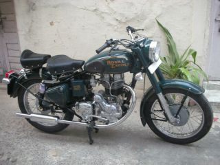 Royal Enfield 1966 Model 350cc photo