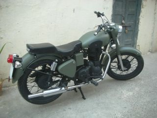 Royal Enfield 1970 Model 350cc photo