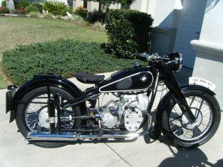 1938 Bmw R71 photo
