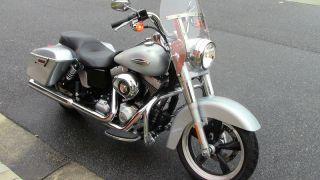 2012 Harley - Davidson Fld103 Dyna Switchback photo