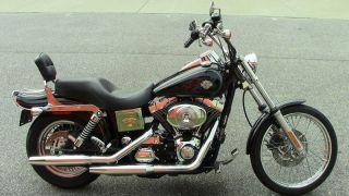 2004 Harley - Davidson Fxdwg - I Dyna Wide Glide photo