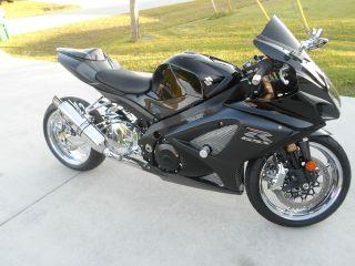 2008 Suzuki Gsx - R 1000 photo