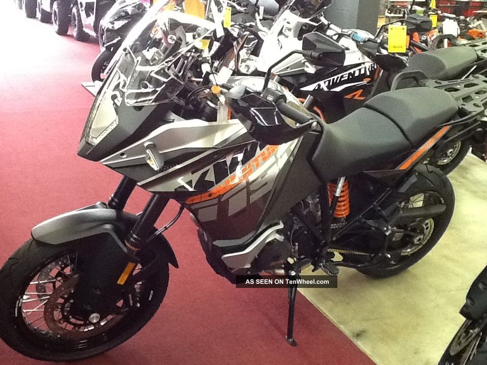 2014 Ktm 1190 Adventure Dual Purpose Motorcycle 150hp Other photo