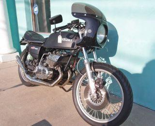 1974 Suzuki Gt380 photo