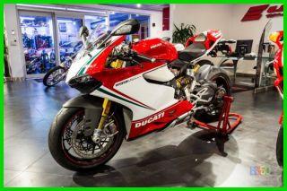 2012 Ducati Panigale 1199 S Tricolore photo